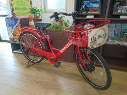 Information for Hamura-shi tourist association rent-a-bicycle