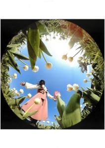 入選「空へ!」岩本優子